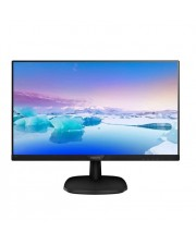 "Philips V-line LED-Monitor 68.6 cm 27"" 1080p IPS 5 ms Lautsprecher Textured Black EEK: A+"