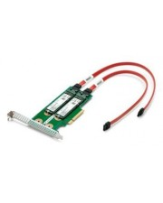 HP Enterprise Universal SATA HH M.2 Kit Solid State Disk Serial ATA Intern 150 MB/s
