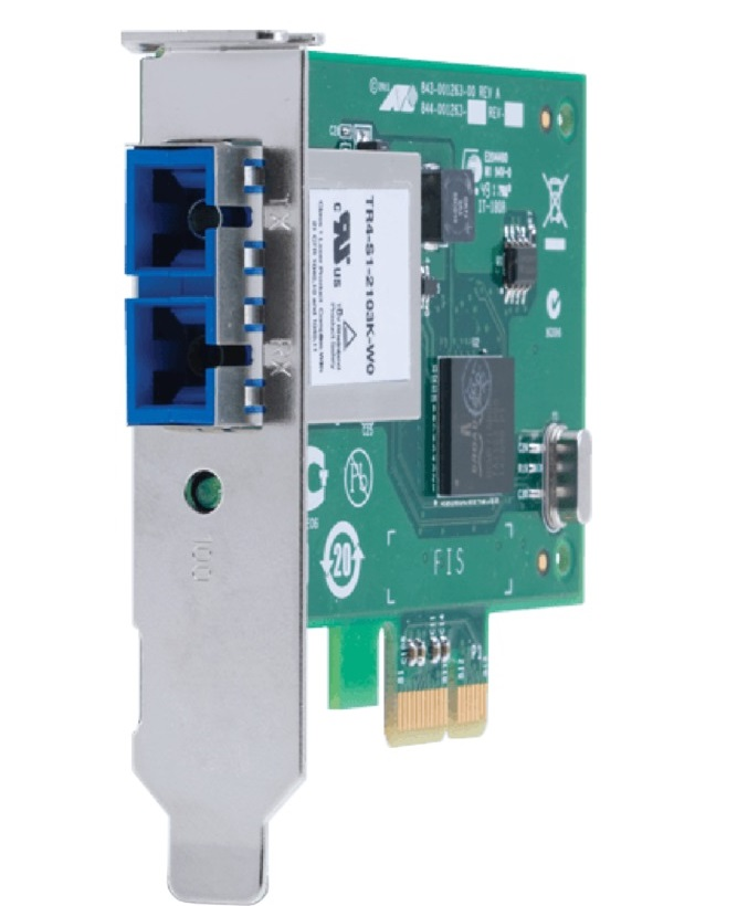 Allied Telesis AT-2914SX/SC Netzwerkadapter PCIe Low-Profile 1000Base-SX x 1 (AT-2914SX/SC-001)