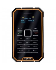 "Cyrus Technology CM 1 Smartphone Schwarz 0.98"" OLED Single SIM Bluetooth 3.0 Micro-USB 2.0 IP67"