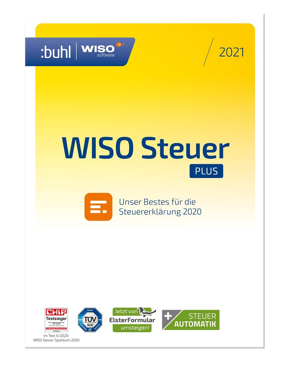 Buhl WISO Steuer + Sparbuch Software günstig kaufen