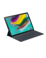 Samsung Book Cover Keyboard Galaxy Tab S black Schwarz QWERTZ