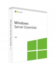 Microsoft Windows Server 2019 Essentials 1-2 CPU 64Bit DVD SB/OEM, Deutsch (G3S-01301)