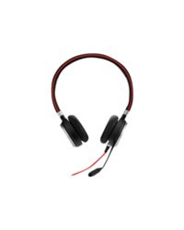Jabra GN Netcom Evolve 40 MS stereo Headset verkabelt On-Ear