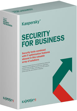 Kaspersky Endpoint Security for Business ADVANCED, 2 Jahre, Download, Lizenzstaffel, Multilingual (10-14 Lizenzen)