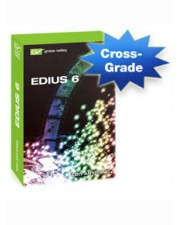 Grass Valley EDIUS 6 Cross-Grade Promo Win, Multilingual (606591)