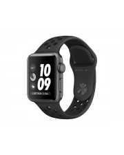 Apple Watch Nike+ Series 3 GPS 38mm Space Grey Aluminium Case with Anthracite/Black Nike Smart