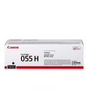 Canon Cartridge 055 H BK LBP Cart 055BK high yeild (3020C002)