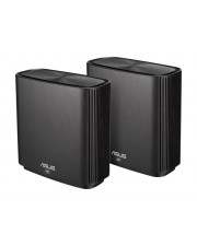ASUS AC3000 Tri-band Whole-Home Mesh WiFi System – Coverage up to 400 Sq. Meter/4 320 ft. 3Gbps 3 Gbps (90IG04T0-MO3R60)