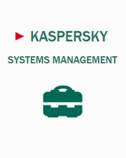 Kaspersky Systems Management, 1 Jahr Base, Download, Lizenzstaffel, Multilingual (250-499 Lizenzen) (KL9121XATFS)