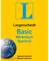 Langenscheidt Basic-Wörterbuch Spanisch, Download, Win, Deutsch