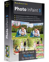 Creetix Photo InPaint 5, Download, Win, Deutsch