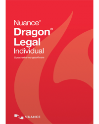 Nuance Dragon Legal Individual 15 Download Win, Deutsch (P14290-01)