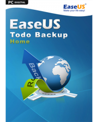 EaseUS Todo Backup Home Download Win, Deutsch (P25430-01)
