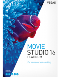 Magix Vegas Movie Studio 16 Platinum Download Win, Deutsch