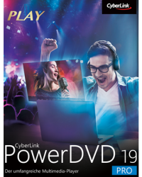 Cyberlink PowerDVD 19 Pro Download Win, Deutsch