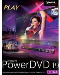Cyberlink PowerDVD 19 Ultra Download Win, Deutsch