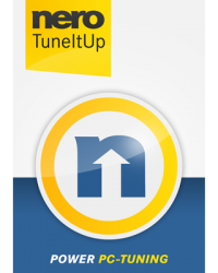 Nero TuneItUp PRO Download Win, Deutsch (P26545-01)