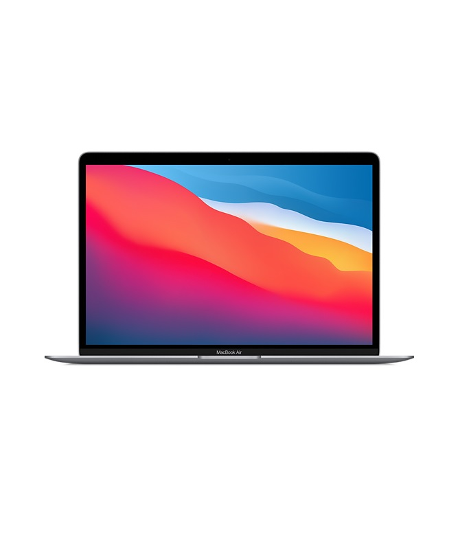 "Apple MacBook Air 13"" M1 8-Core 256GB SSD 8GB RAM 33 cm 13,3 "" WQXGA 2560x1600 Mac OS Spacegrau"