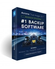 Acronis True Image 2017 1 TB Cloud 1 Gerät 1 Jahr Win/Mac, Deutsch (THJXB2DES)