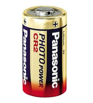 Panasonic 1x100 Photo Lithium VPE Masterkarton Batterie CR 2/CR 15270 850 mAh 3 V Blisterverpackung