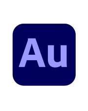 Adobe Audition CC for teams VIP Lizenz 1 Jahr Subscription Download Education Win/Mac, Englisch (50-99 Lizenzen) (65272600BB03A12)