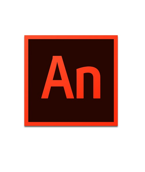 Adobe Animate CC for Enterprise VIP Lizenz 1 Jahr Subscription Download GOV Win/Mac, Englisch (50-99 Lizenzen)