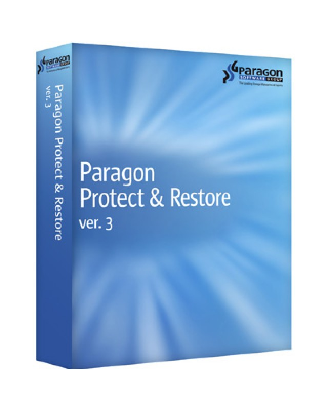 Paragon Protect & Restore, Windows Server, inkl. 1 Jahr Extended Support und Upgrade Assurance , Download, Lizenzstaffel, Win, Multilingual (5-9 User)