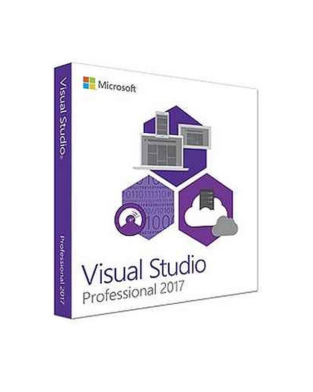Microsoft Visual Studio 2017 Professional + MSDN inkl. Software Assurance, Open License