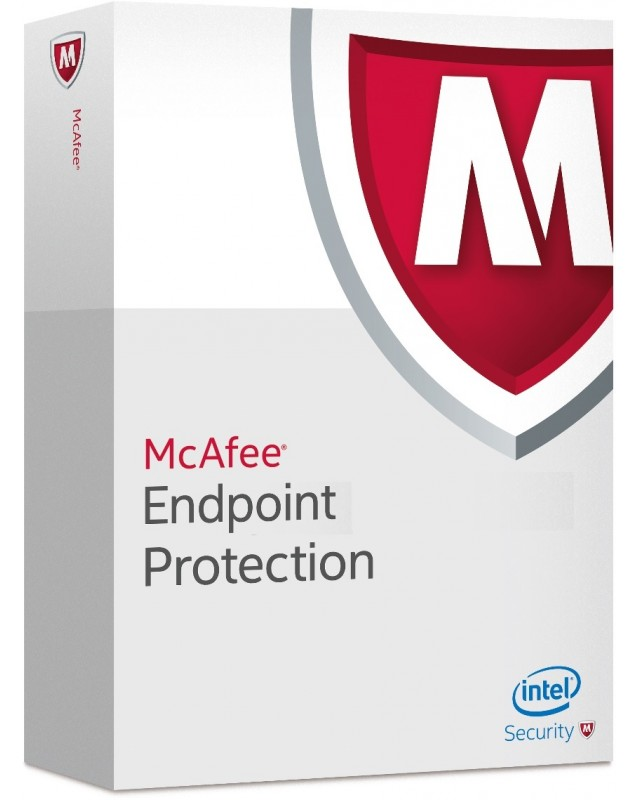 McAfee Endpoint Threat Defense inkl. 1 Jahr Gold Support Win/Mac/Lin, Multilingual (Lizenzstaffel 26-50 User)