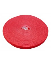 Label-the-cable LTC PRO ROLL STRAP Klettverschlussstreifen Rot