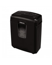 Fellowes Aktenvernichter Powershred 8Mc schwarz