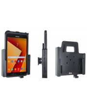 Brodit Handy/Smartphone Passive Halterung Indoor Schwarz holder with tilt swivel for Samsung Galaxy Tab Active 2