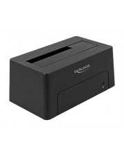 Delock USB Type-C 3.1 Dockingstation für 1 x SATA HDD/SSD