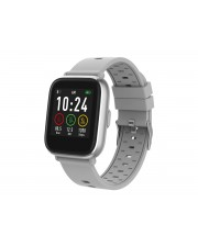 DENVER Bluetooth Smartwatch SW-161 grau Smart Watch (SW-161GREY)
