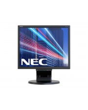 "NEC Display MultiSync E172M LED-Monitor 43.27 cm 17"" 1280 x 1024 TN 250 cd/m² 1000:1 5 ms HDMI VGA DisplayPort Lautsprecher Schwarz EEK: A++"