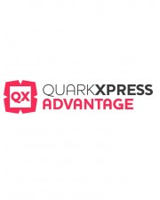 QuarkXPress 2018 Advantage 1 Jahr Win/Mac, Multilingual (318263)
