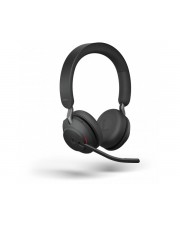Jabra Evolve2 65 MS Stereo Headset Bluetooth kabellos USB Schwarz
