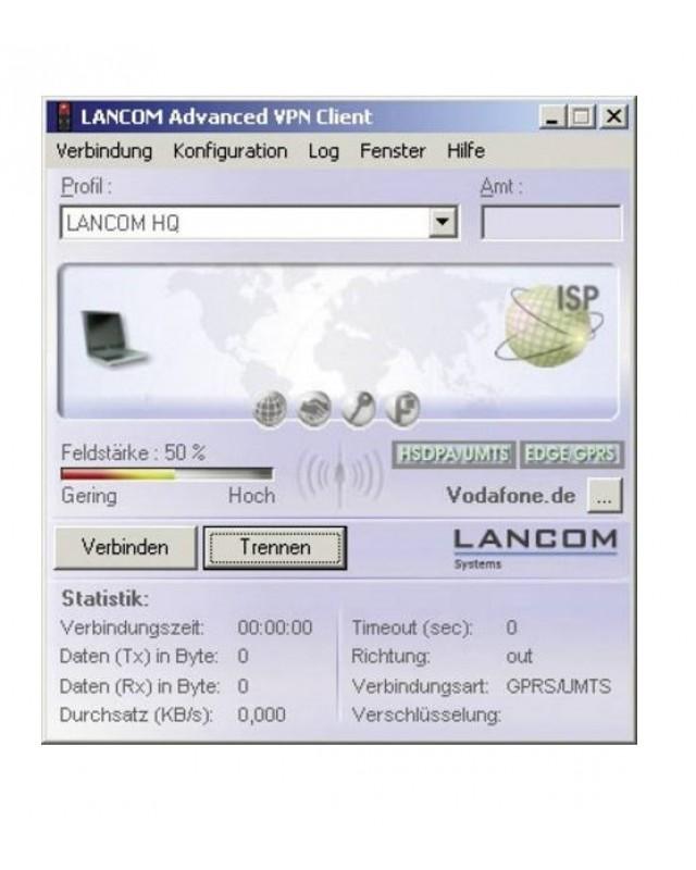 Lancom Advanced Vpn Client 10 User Win Deutsch 61601