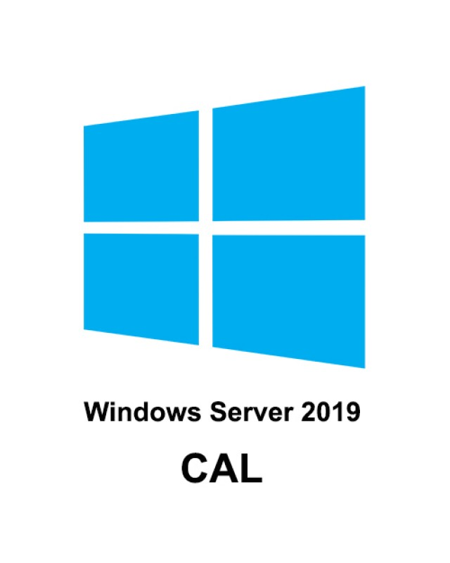 Microsoft Windows Remote Desktop Services RDS 2019 5 User / Benutzer CAL SB/OEM, Multilingual