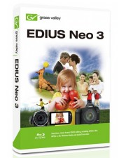 Grass Valley EDIUS NEO 3 Win, Multilingual (606492)