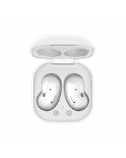 Samsung Galaxy Buds Live Mystic White Bluetooth v. 5.0 8MB Memory Accelerometer Hall Proximity Capacitive touch 65 mAh 472 Charging case Bixby 5.6g/42.2g