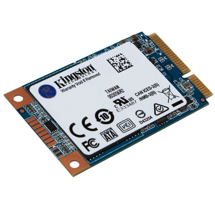 "Kingston SSD UV500 240 GB mSATA SATA 6Gb/s Festplatte 1,8"" AES 256-Bit Intern"