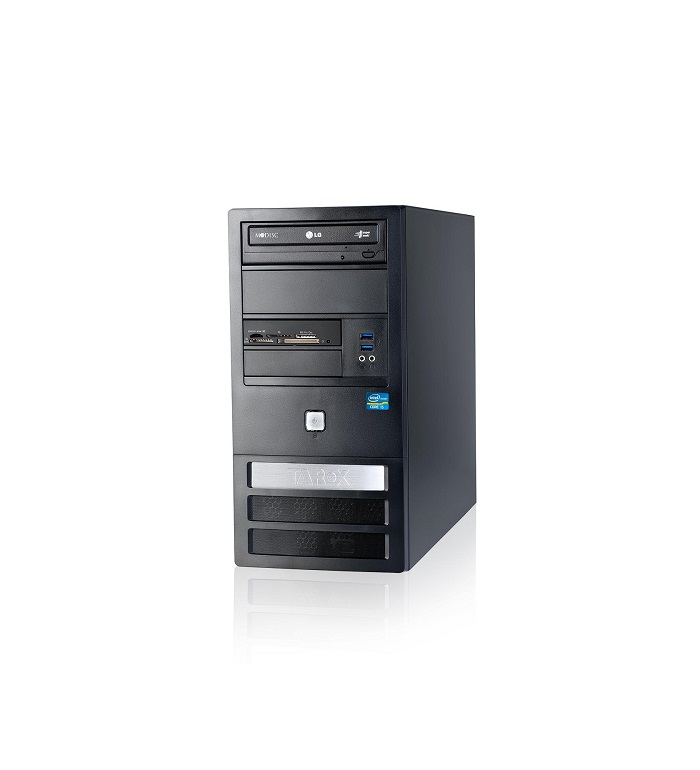 TAROX Business Komplettsystem RAM: 4 GB HDD: 120 4 (1808394)