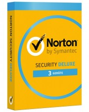 Symantec Norton Security Deluxe 3.0 3 Geräte 1 Jahr Abo Multiplattform, Deutsch (21355485)