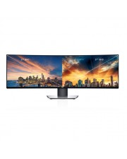 "Dell UltraSharp 49 Curved LCD Monitor 124.5 cm 49"" IPS 8 ms USB 3.0-Hub Schwarz"
