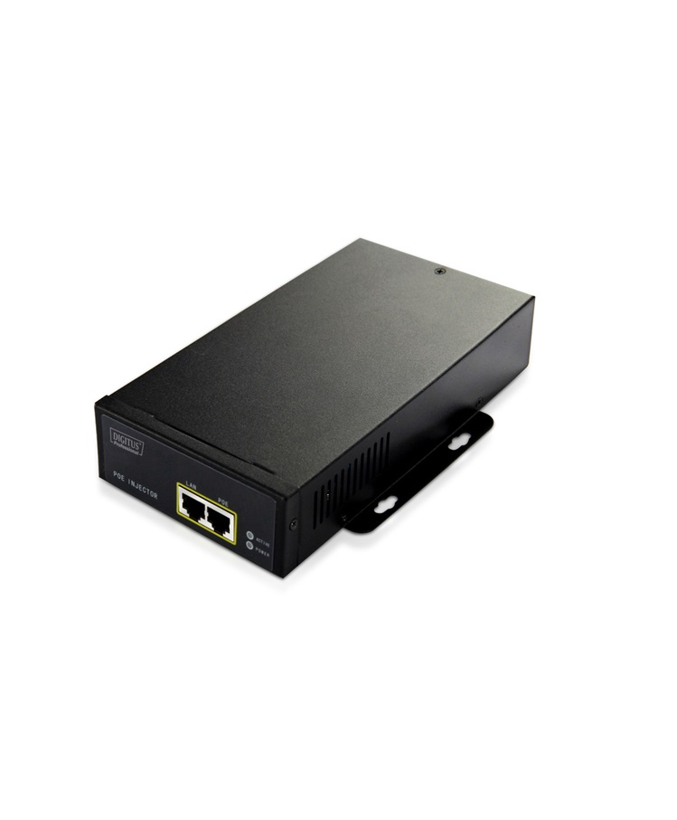 Dauerhafte 2 Stück POE LAN Injector Splitter Netzteil Modul für AP IP