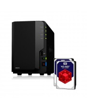 Seagate Bundle SYNOLOGY DS218+ 2x ST2000VN004 STX HDD