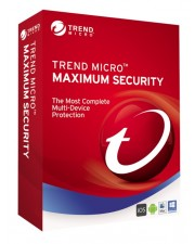 Trend Micro Maximum Security 2020 3 Geräte 2 Jahre Download Win/Mac/Android/iOS, Multilingual (TI01051724)