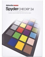 Datacolor SpyderCHECKR 24 Win/Mac, Multilingual